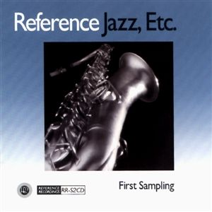 Reference Recordings CD - FIRST SAMPLING: JAZZ & VOCALS
