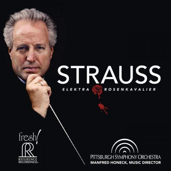 Manfred Honeck & Pittsburgh Symphony Orchestra: Richard Strauss – Elektra / Der Rosenkavalier Hybrid
