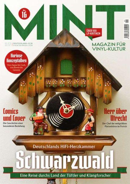 Zeitschrift Mint Nr.16