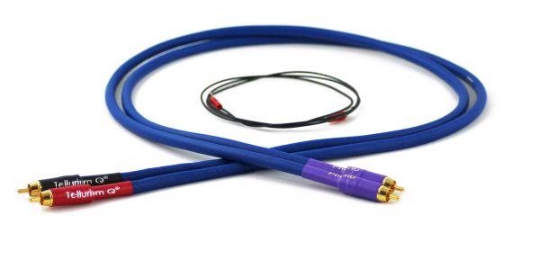 Tellurium Q Blue II Phono Kabel