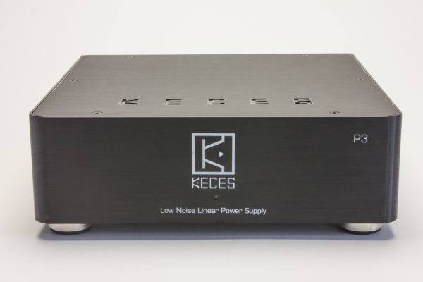 KECES P-3 Dual Netzteil 12/15/16 Volt