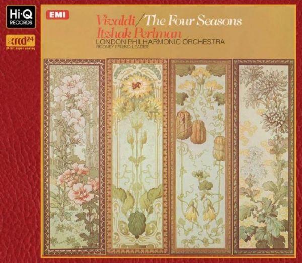 Vivaldi Four Seasons Itzhak Perlman & London Philharmonic Orchestra