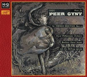 Grieg Music from Peer Gynt - Thomas Beecham & Royal Philharmonic Orchestra