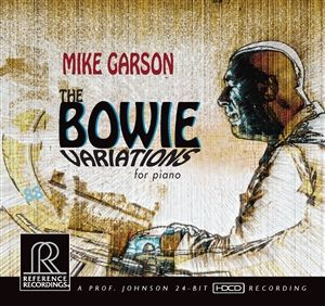 Mike Garson – The Bowie Variations - HDCD