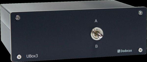Dodocus Ubox 3 - Lautsprecherumschalter