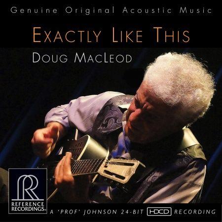 Doug MacLeod - Exactly Like This HDCD, CD