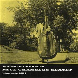 Paul Chambers - Whims of Chambers - Hybrid SACD