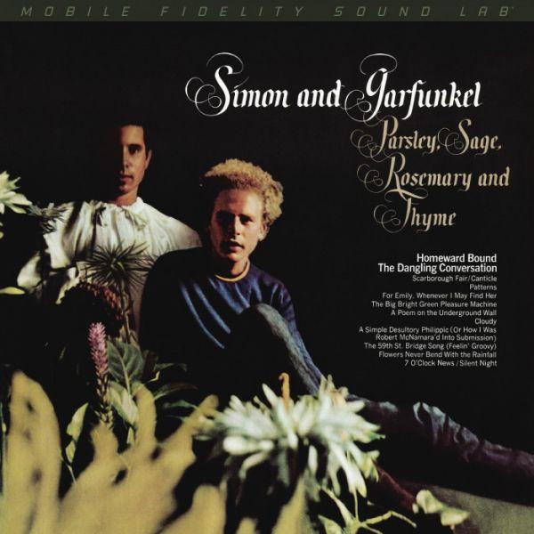 Simon & Garfunkel - Parsley, Sage, Rosemary and Thyme Hybrid-SACD