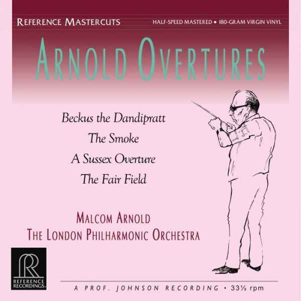 Malcom Arnold & The London Philharmonic Orchestra - Arnold Overtures