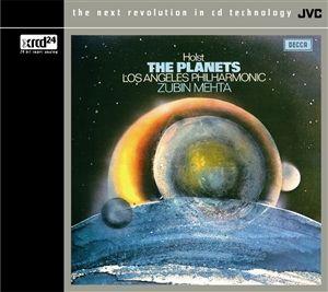 Zubin Mehta & Los Angeles Philarmonic Holst The Planets - XRCD24