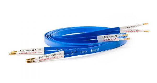 Tellurium Q Ultra Blue II Lautsprecherkabel