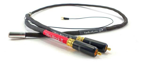 Tellurium Q Ultra Black II Phono Kabel 5 Din