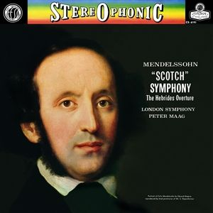 Peter Maag & London Symphony - Mendelssohn - 180g Vinyl Doppel-LP