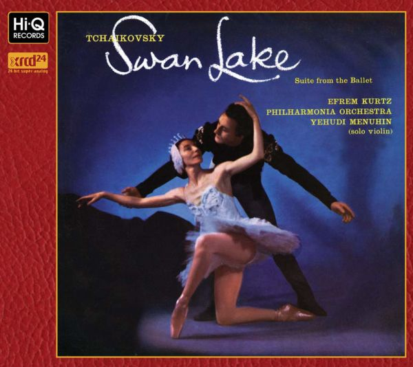 Efrem Kurtz & Philharmonia Orchestra: Tchaikovsky – Swan Lake XRCD24