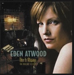 Groove Note XRCD 24 - Eden Atwood - This is Always - The Ballad -NOS