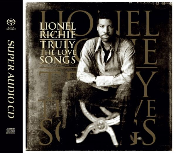 Lionel Richie – Truly: The Love Songs Hybrid-SACD