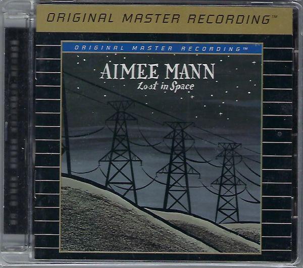 Aimee Mann Lost in Space MFSL CD