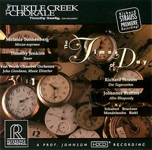 Reference Recordings HDCD - Turtle Creek Chorale - The times of