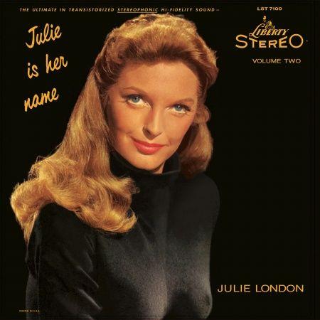 Julie London - Julie is her Name Vol. 2 Hybrid SACD