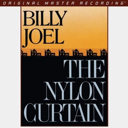 Billy Joel The Nylon Curtain 180g Vinyl Doppel-LP