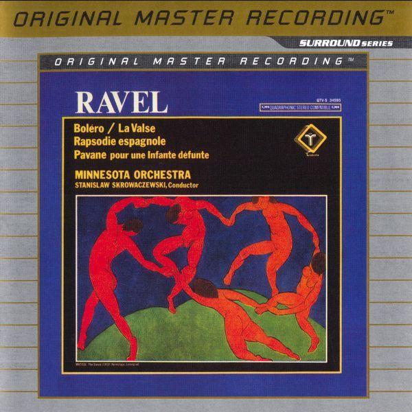 MFSL Ravel Bolero - Skrowaczewski