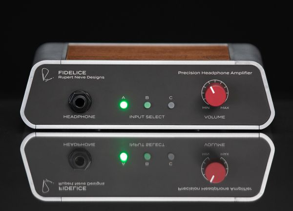 Rupert Neve Fidelice Headphone Amp