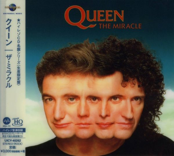Queen - The Miracle UHQCD