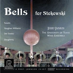 Reference Recordings HDCD - Jerry Junkin - Bells for Stokowski