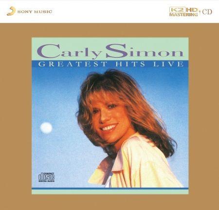Carly Simon - Greatest Hits Live K2HD