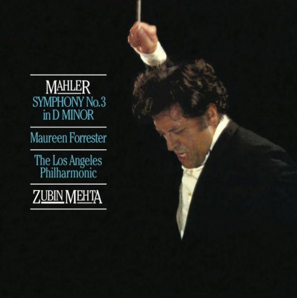 Mahler Symphony No. 3 In D Minor Forrester Hybrid SACD
