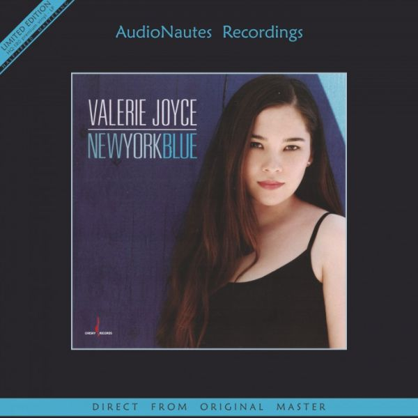 Valerie Joyce – New York Blue180g Vinyl
