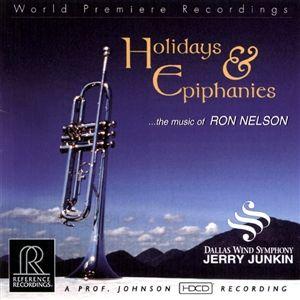 Reference Recordings HDCD - Jerry Junkin & Dallas Wind Symphony