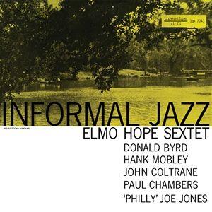 Elmo Hope Sextet Informal Jazz
