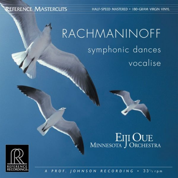 Eiji Oue & Minnesota Orchestra Rachmaninoff Symphonic Dances