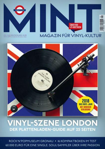 Zeitschrift Mint Nr.25