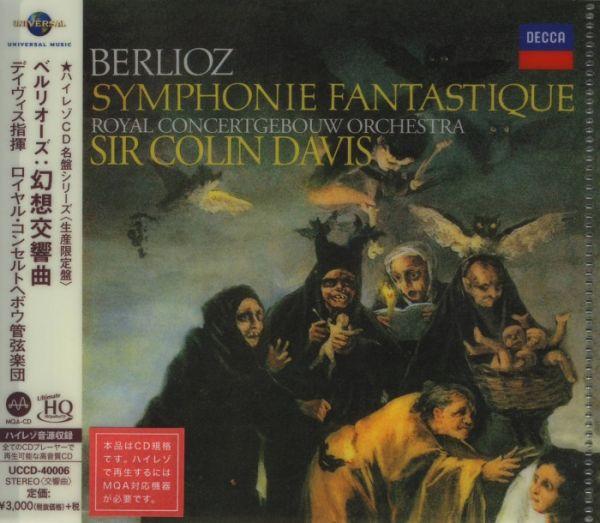 Sir Colin Davis & Concertgebouw Orchestra Amsterdam - Berlioz: Symphonie Fantastique UHQCD
