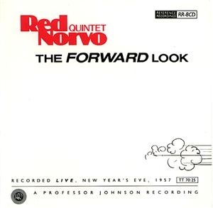 Reference Recordings CD - Red Norvo - The Forward Look