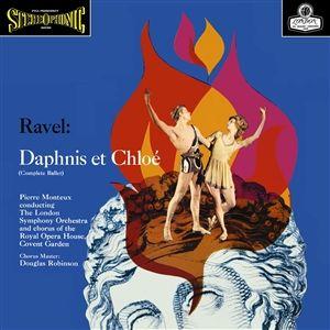 Pierre Monteux & London Symphony Ravel Daphnis et Chloé 180g Vinyl Doppel-LP