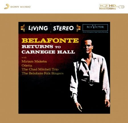 Harry Belafonte – Returns To Carnegie Hall K2 HD