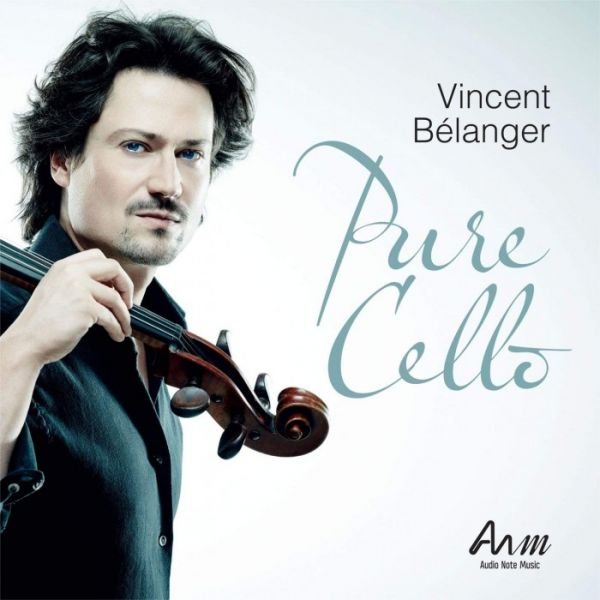 Vincent Bélanger - Pure Cello 180g Vinyl, Doppel-LP