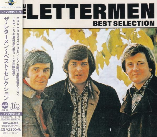 The Lettermen – Best Selection UHQCD