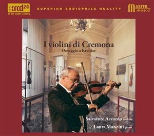 Salvatore Accardo & Laura Manzini I violini di Cremona - XRCD