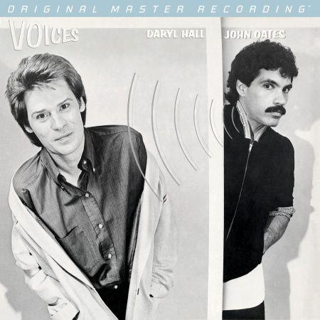 Hall and Oates - Voices Hybrid SACD