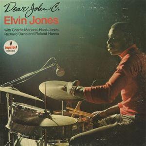 Elvin Jones - Dear John C. - Hybrid SACD
