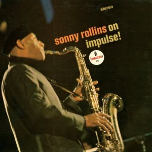 Sonny Rollins on Impulse! - Hybrid SACD