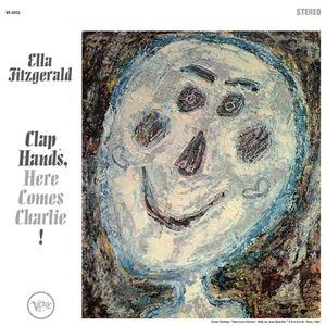 Ella Fitzgerald Clap Hands, Here Comes Charlie! Hybrid SACD