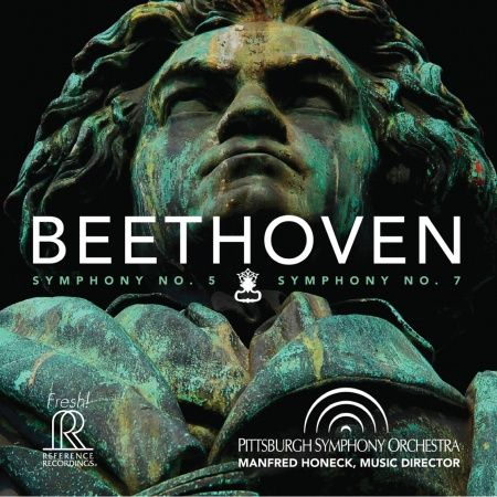 Beethoven Symphony No 5 & No 7 Hybrid Multichannel SACD