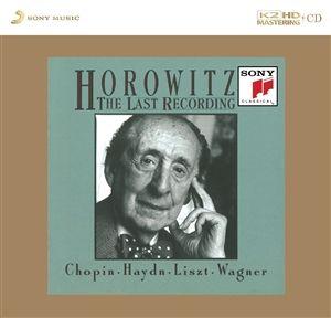 Vladimir Horowitz - The Last Recording - K2 HD