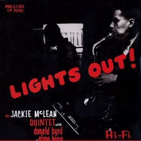 Jackie McLean Lights Out! Hybrid SACD