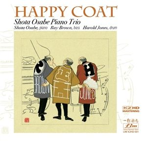 Shota Osabe Piano Trio - Happy Coat - LIM K 2 HD